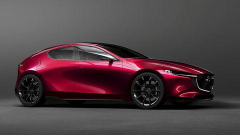 Mazda diseña un motor de gasolina que funciona como un diésel