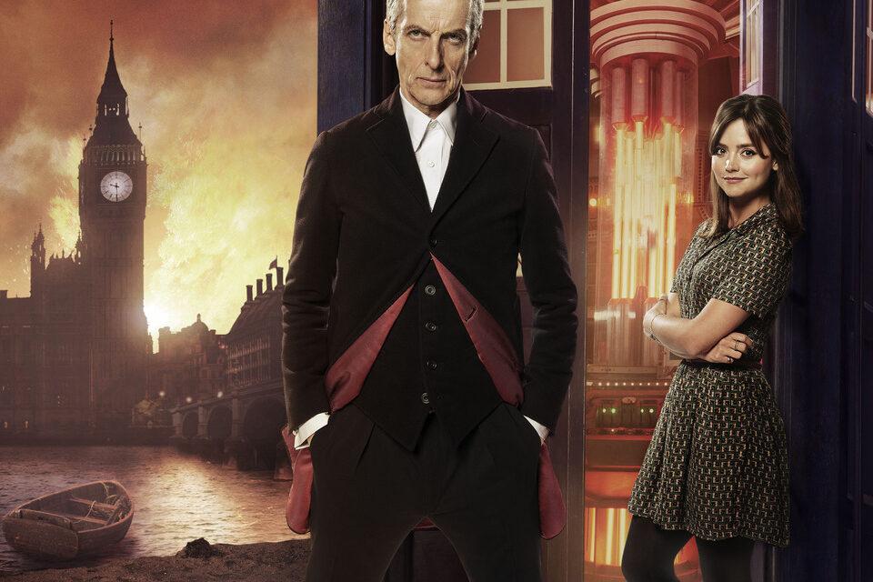 20 personajes históricos en Dr. Who
