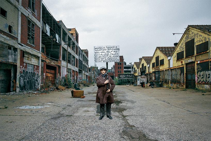 6 fotos de fantasmas en Detroit