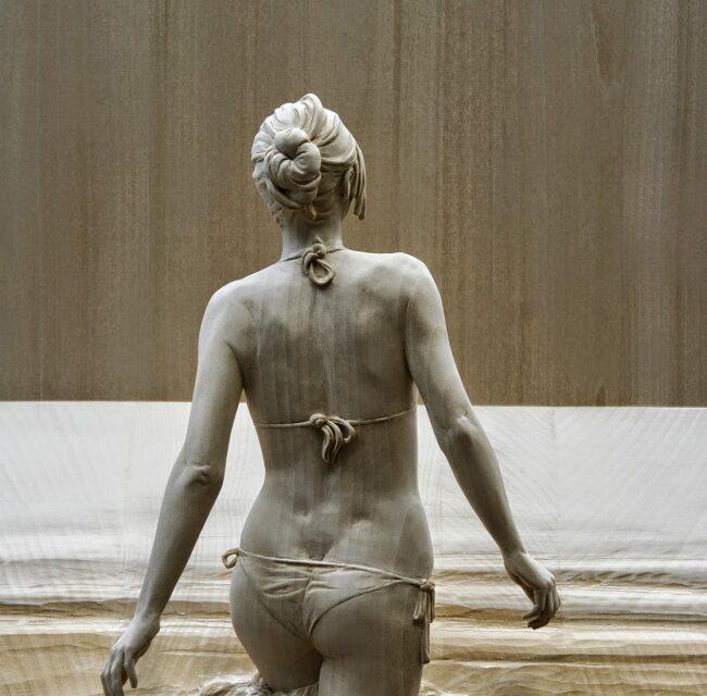 7 esculturas que parece que van a cobrar vida