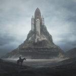 8 grandes ilustraciones de ciencia ficción