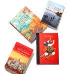 8 libros de viajes por si aún no has decidido tus vacaciones