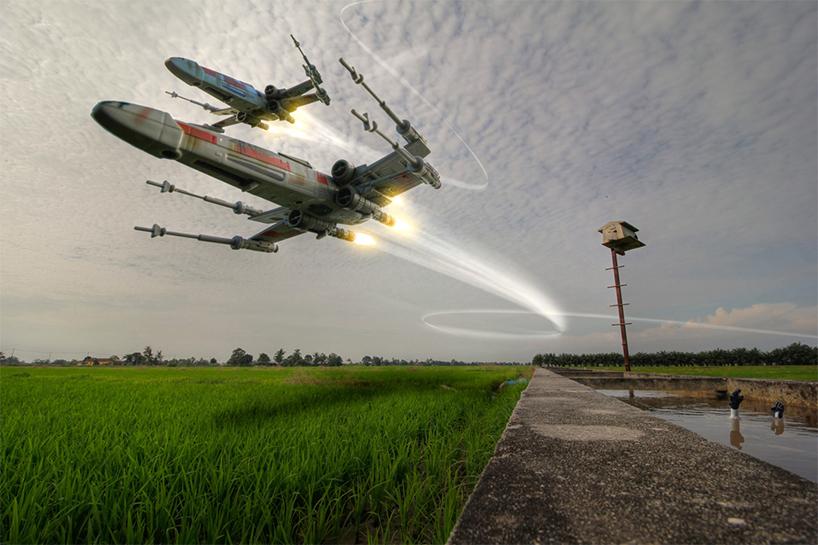 9 imágenes (falsas) de aliens invadiendo Malasia