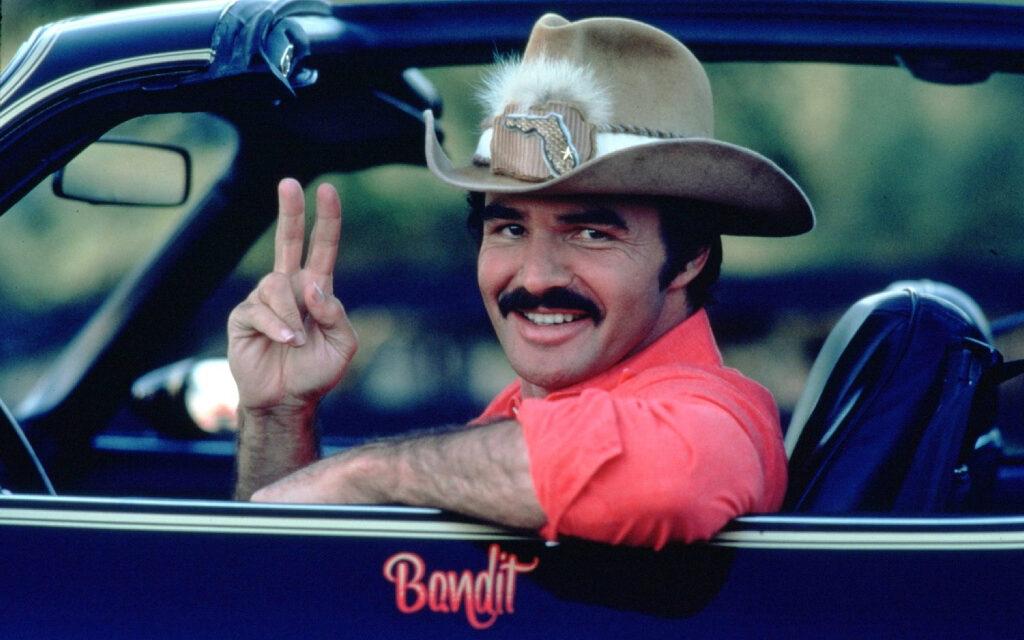 8 películas para recordar a Burt Reynolds