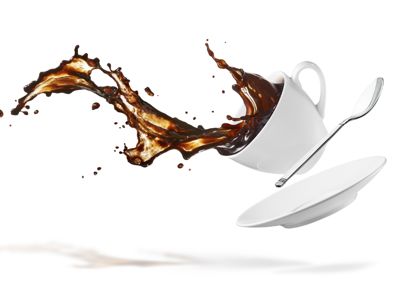 ¡Adiós, café!