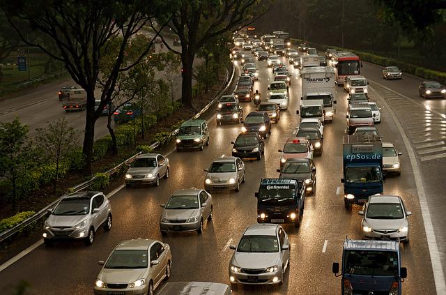 ¿Adiós al tráfico?