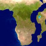 África se está partiendo en dos