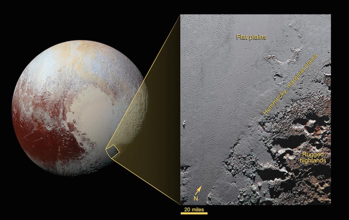 Ahora puedes ver Plutón más cerca que nunca