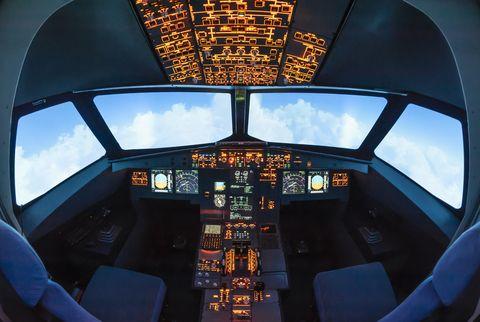 ¿Volarías en un avión que fuera pilotado de manera autónoma?