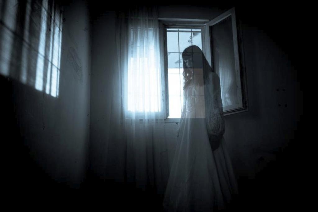 ¿Alguna vez has visto un fantasma al despertarte?