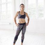Aly Raisman y otras mujeres famosas por marcar músculo