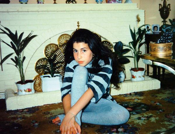 Amy Winehouse: la becaria
