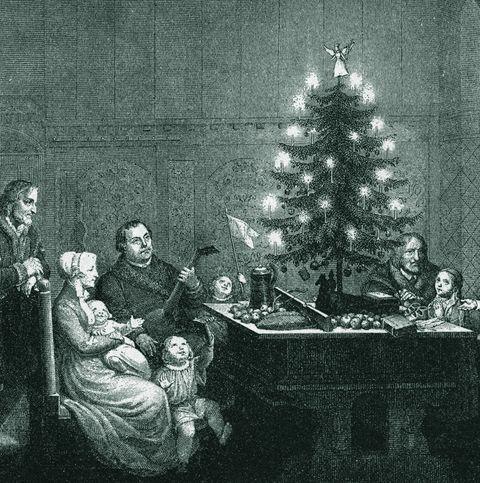 ¿Por qué se comenzó a usar el árbol de Navidad? ¿Cuándo llegó a España la tradición?