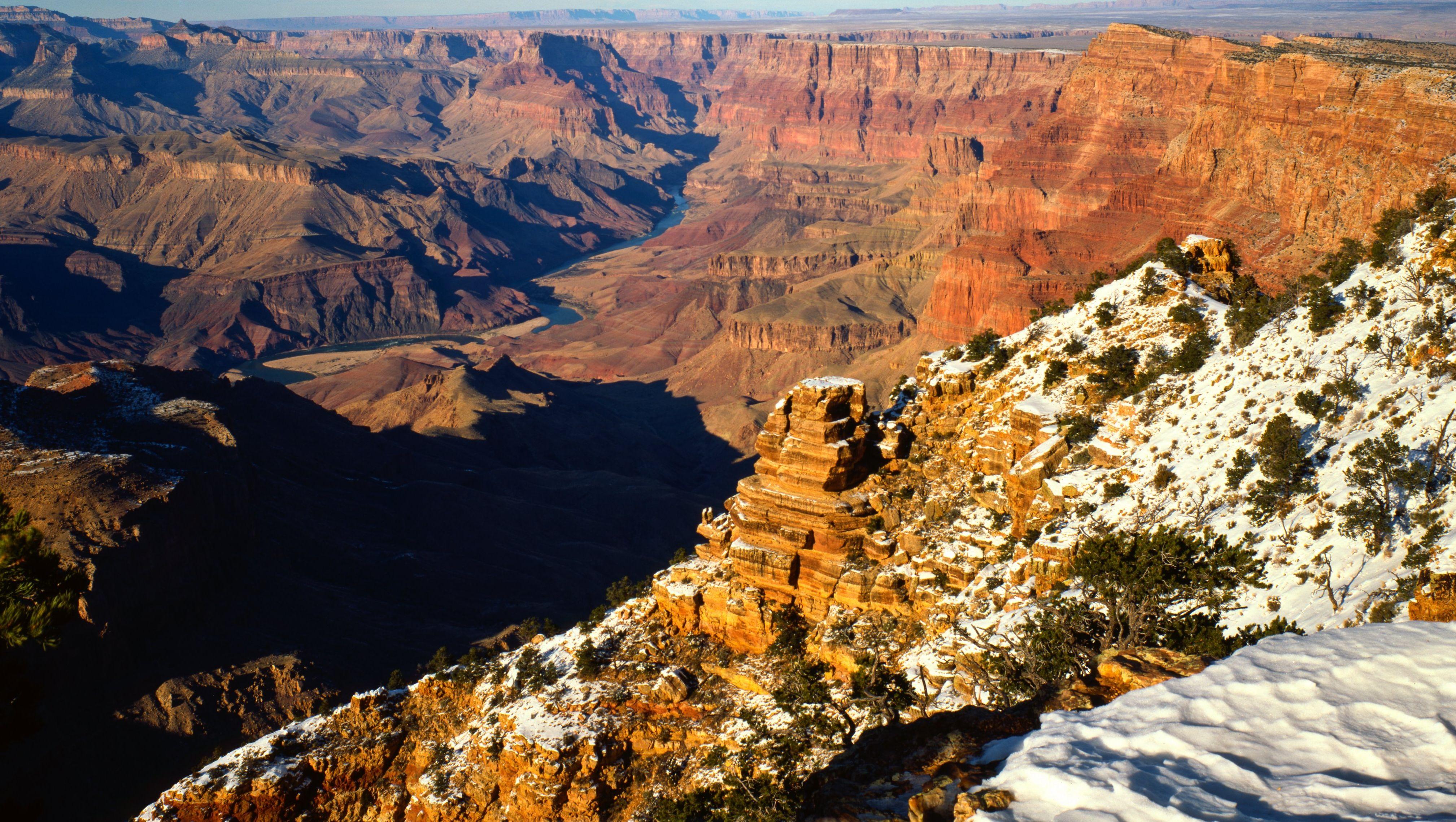 Durante años, los turistas del Gran Cañón han estado expuestos a radiación