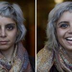 Así cambia el rostro de las personas al decirles que son bellas