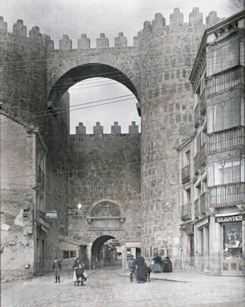 Así era España hace un siglo