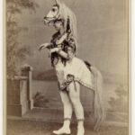 Así eran las primeras actrices del Burlesque
