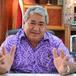 Así es Tuila'epa Sailele, el primer ministro de Samoa que ha dicho que Trump debería estar en un sanatorio mental