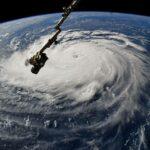 Así se ve el temible huracán Florence desde la Estación Espacial Internacional. ¿Es tan peligroso?