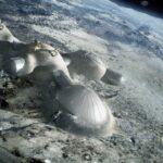 Así será la primera base lunar