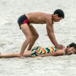 Así son las playas de Corea del Norte