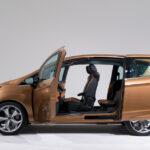 Así será el nuevo Ford B-Max