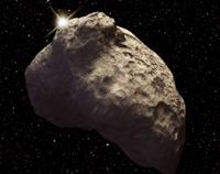 Asteroide peligroso cercano