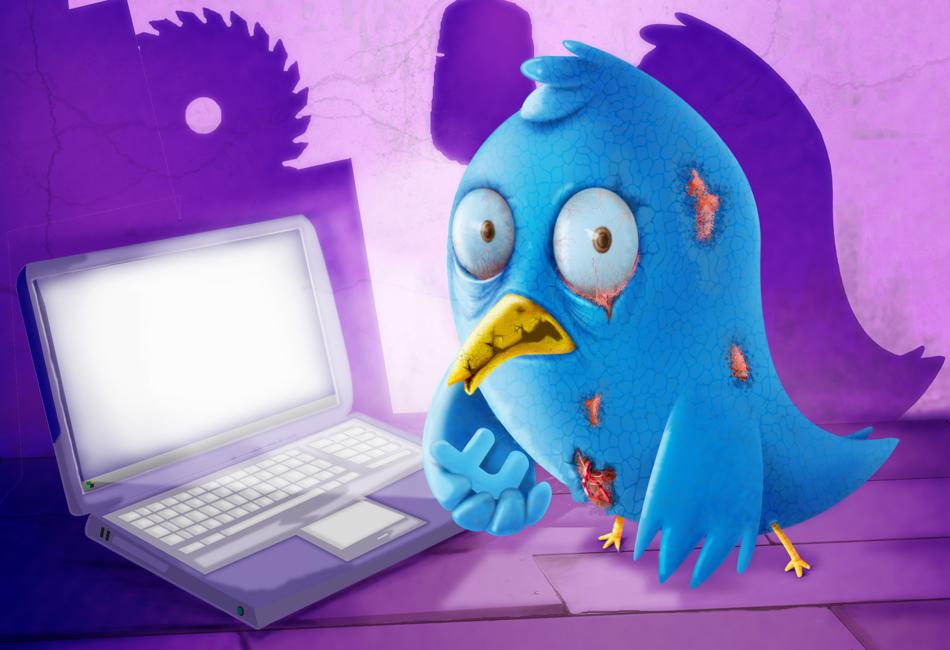 Ataques a twitter