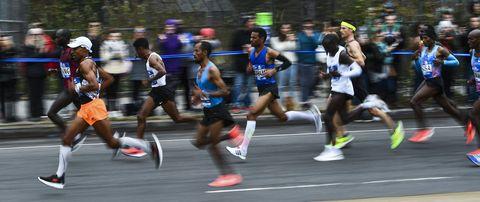 Correr una maratón te rejuvenece