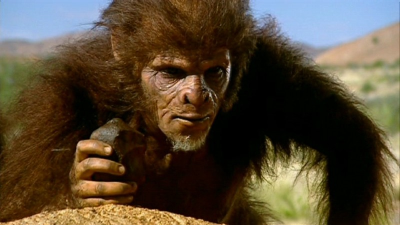 Australopitecus como tú