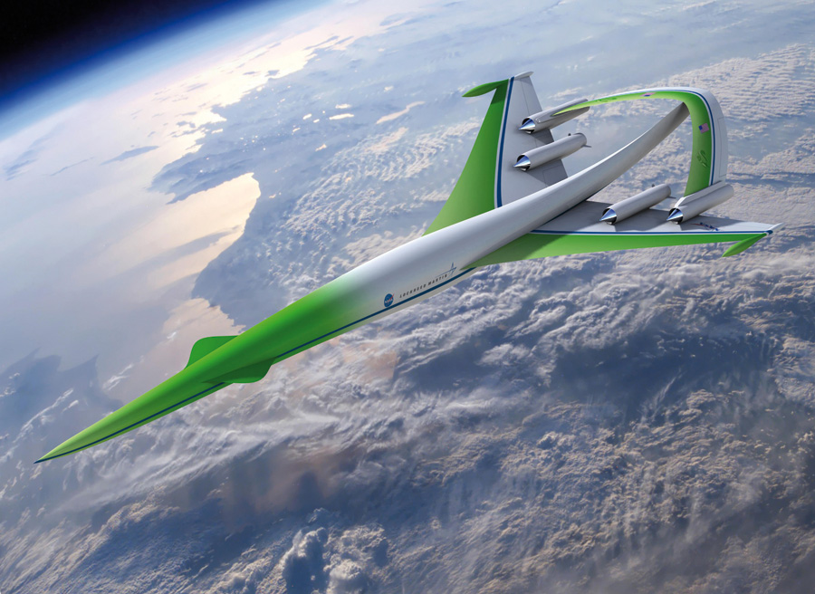 Líneas aéreas 2035