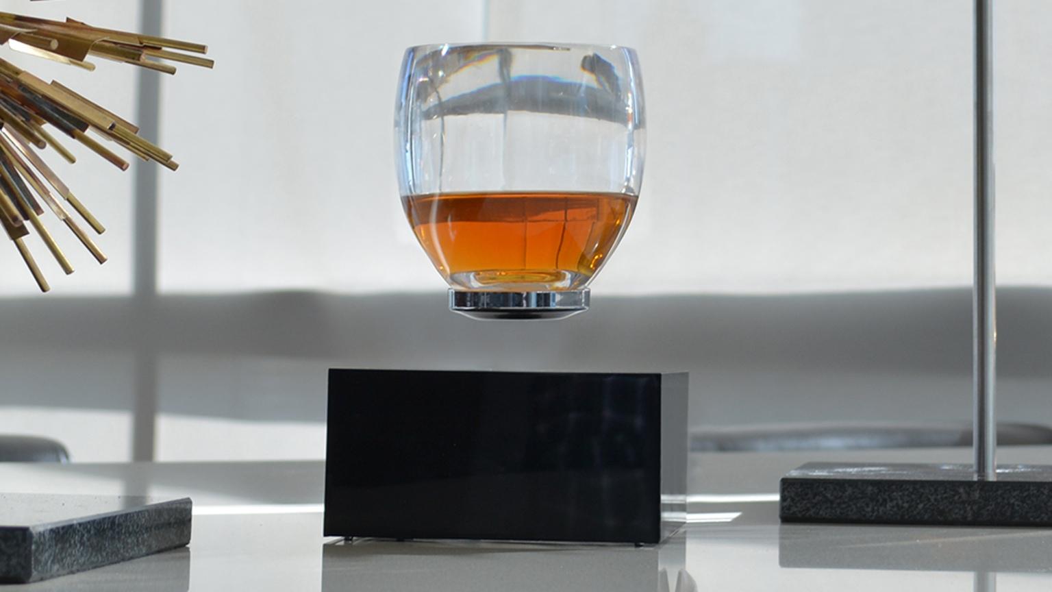 Bebidas que desafían la gravedad