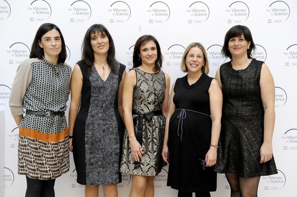 Becas L'Oréal-Unesco a cinco jóvenes científicas