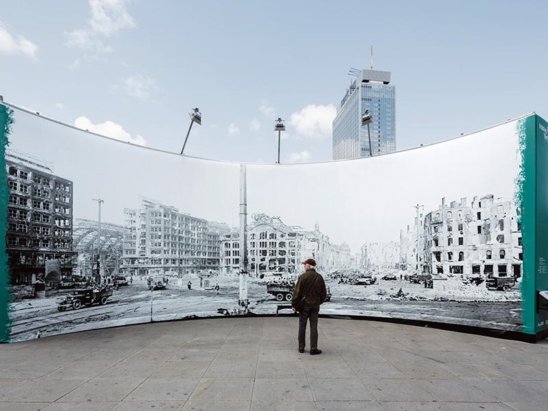 Berlín otra vez en ruinas
