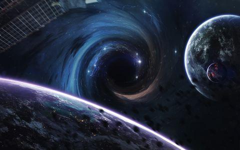 Los astrónomos descubren un vendaval de materia oscura que se dirige al Sistema Solar