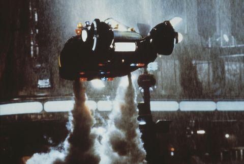El coche del futuro no va a volar