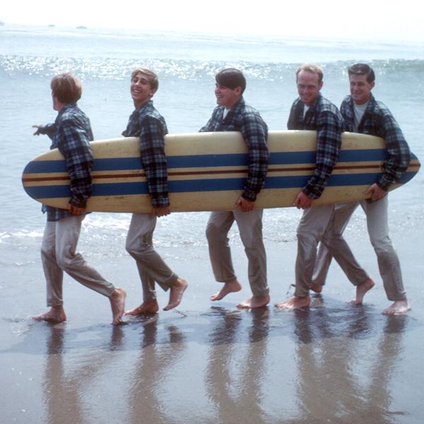 Breve historia de la tabla de surf