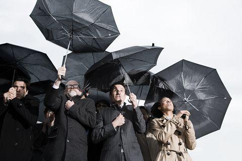 ¿Lloverá mucho este invierno? Vete preparando el paraguas