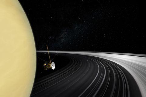 Los anillos de Saturno son muy recientes