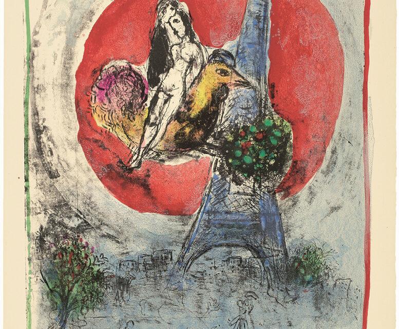 Chagall: divino y humano