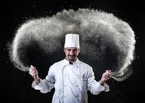 ¿Cómo se hace para fabricar harina que no contenga gluten?