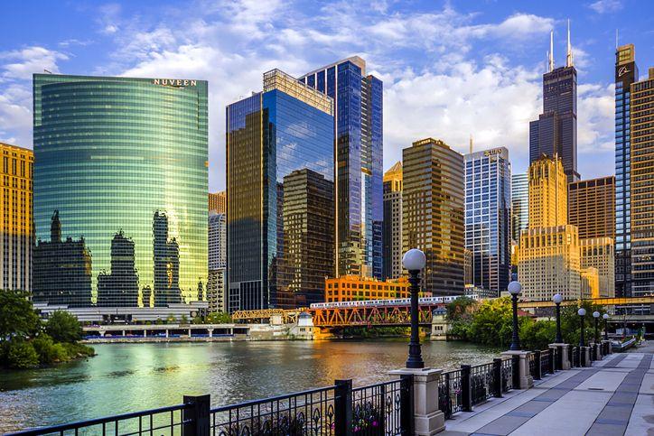 Chicago se está hundiendo