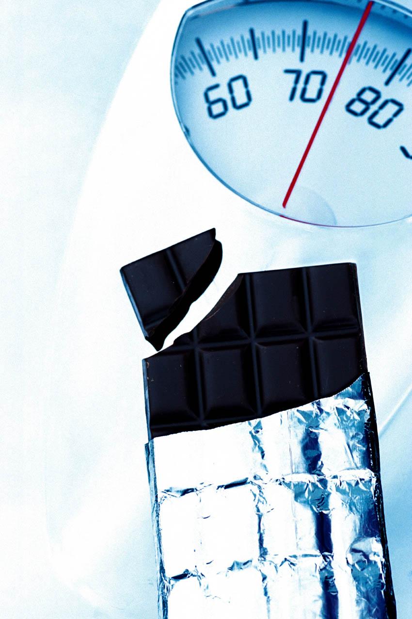 ¿Chocolate o ejercicio?