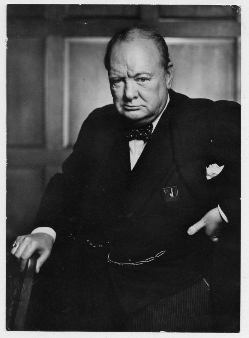 Churchill sobornó a Franco