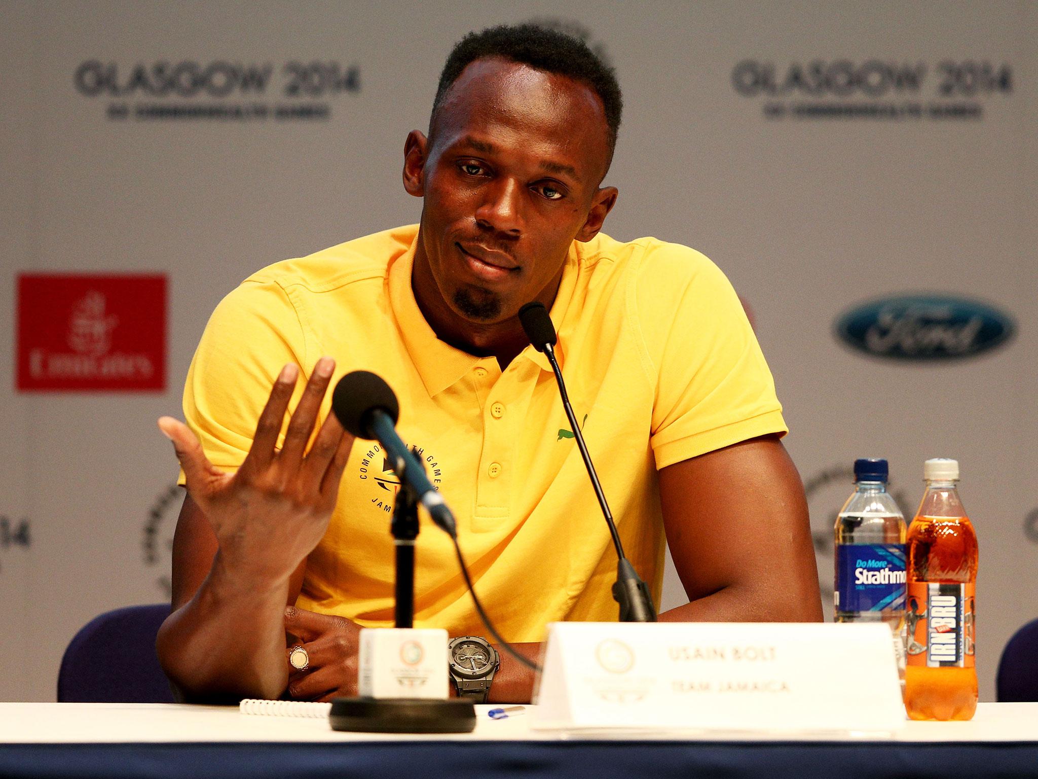 Cinco cosas de Usain Bolt que te van a asombrar más que sus récords