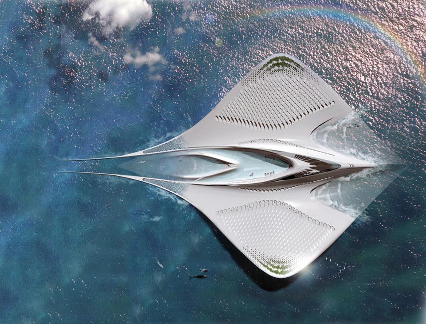 Ciudades acuáticas del futuro