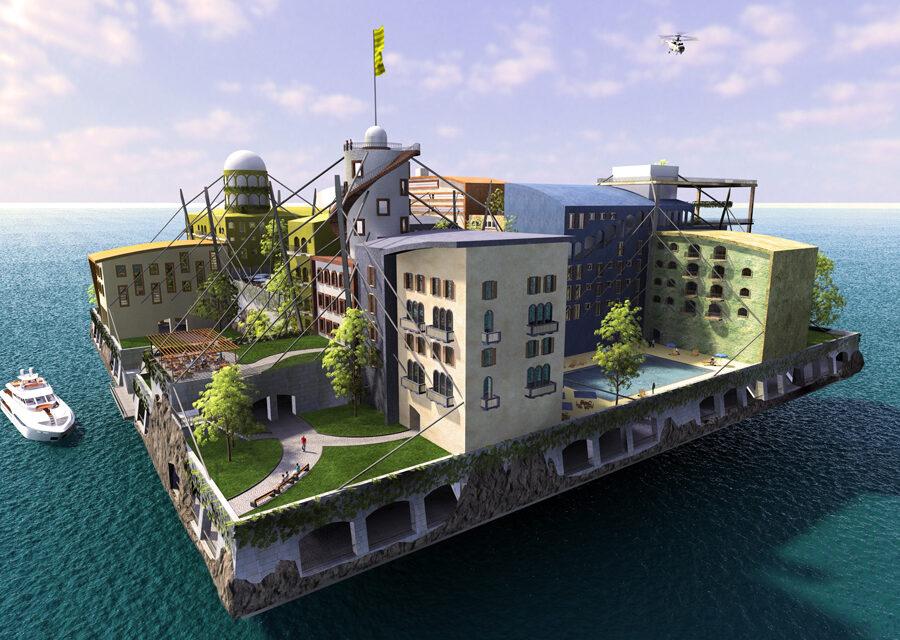 Ciudades acuáticas