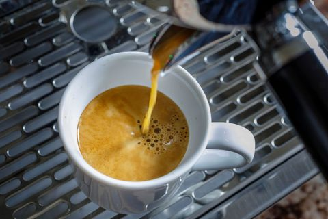 ¿Un café para la piel sana?