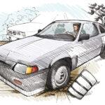 Cómo detener un coche sin frenos