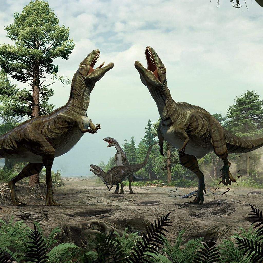 Cómo ligar con un dinosaurio